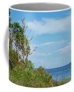 Landscape By The Sound Coffee Mug