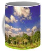 Landscape Gardening Coffee Mug by Leigh Kemp