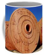 Large Vintage Mooring Buoys Coffee Mug