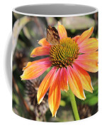 Last Cone Flower Coffee Mug