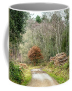 Late Leaves Coffee Mug by Nick Bywater
