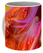 Laughing Hibiscus Coffee Mug