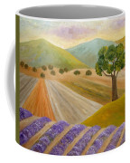 Lavender Sundown Coffee Mug