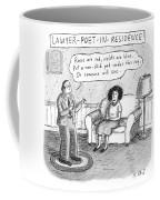 Lawyer Poet In Residence Coffee Mug