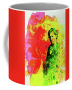 Legendary Bruce Watercolor Coffee Mug