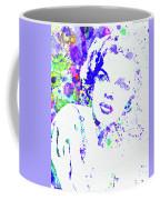 Legendary Judy Garland Watercolor I Coffee Mug
