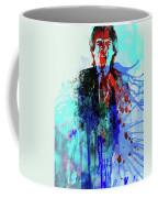 Legendary Mick Jagger Watercolor Coffee Mug
