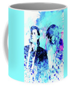 Legendary Pulp Fiction Watercolor Coffee Mug