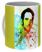 Legendary Quentin Watercolor I Coffee Mug
