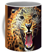 Leopard 2 Coffee Mug