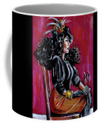 Let Me Be Your Pupil Coffee Mug