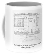 Lets Simplify This Year Coffee Mug