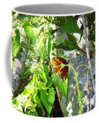 Light The Butterfly Coffee Mug by Robert Knight