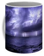 Lighting Sea Coffee Mug