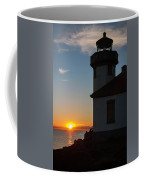 Lime Kiln Sunset Coffee Mug