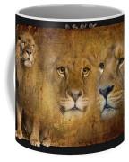 Lions No 02 Coffee Mug