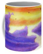 Living In The Sky Coffee Mug