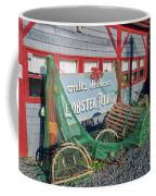 Lobster Pond Restaurant In Halls Harbour Ns Coffee Mug