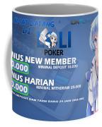Lolipoker Situs Poker Online Bank Bca 24 Jam Indonesia Coffee Mug