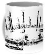 London O2 Arena Coffee Mug by ISAW Company
