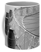 London_eye_ii Coffee Mug by Mark Shoolery