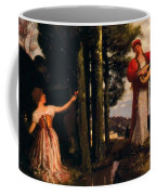 Look Any Laughs To The Plains Coffee Mug