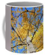 Look Up Coffee Mug by Rick Furmanek