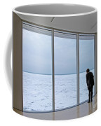 Looking At The Lake Coffee Mug
