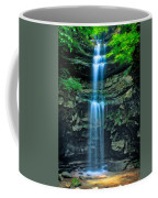 Lost Creek Falls Coffee Mug