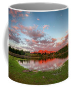 Lost Lake Sunset Coffee Mug