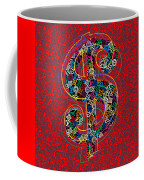 Louis Vuitton Dollar Sign-7 Coffee Mug