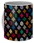 Louis Vuitton Monogram-4 Coffee Mug