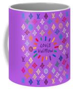 Louis Vuitton Monogram-8 Coffee Mug