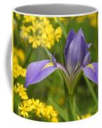 Louisiana Iris Coffee Mug