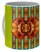 Love For The Fantasy Flowers With Happy Joy Coffee Mug