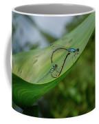 Love On A Leaf Coffee Mug