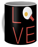 Love Ping Pong Super Cute And Fun Love Gift Idea Coffee Mug