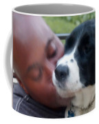 Love Coffee Mug by Rosanne Licciardi