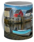 Low Tide At Blue Rocks 02 Coffee Mug