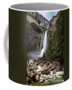 Lower Yosemite Fall Coffee Mug