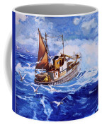 Lowestoft Trawler Coffee Mug