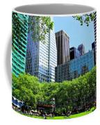 Lunch Break In Manhattan Coffee Mug