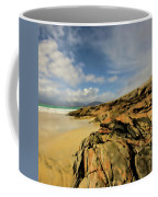 Luskentyre Digital Painting Coffee Mug