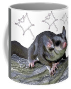 M Is For Mahogany Glider Coffee Mug