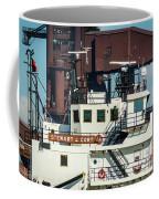 M/v Stewart J. Cort Coffee Mug