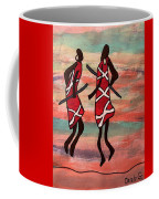 Maasai Dancers Coffee Mug