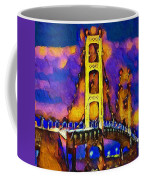 Mackinac At Dusk Coffee Mug