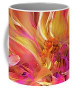 Magenta Sunshine Coffee Mug by Cindy Greenstein