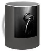 Male Singer Performing Coffee Mug