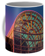 Mall Sundown Coffee Mug